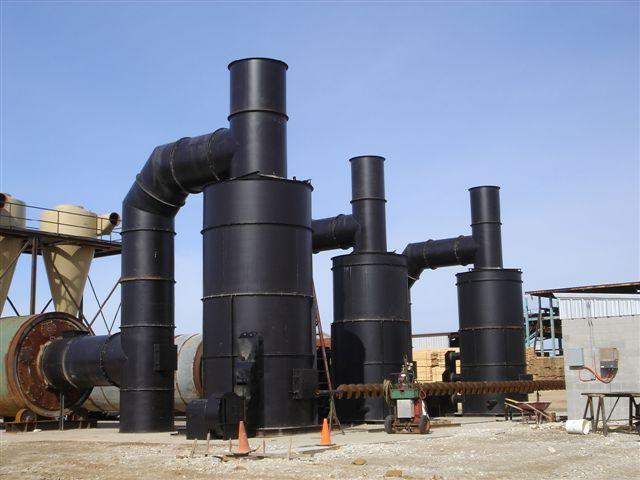 Design Build Installation Of Rotary Drying Systems And